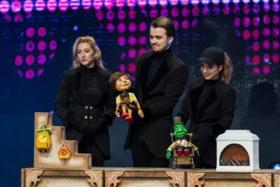 Daniel Burcea, Andra Mirescu și Teodora Geantă la TVRinternational